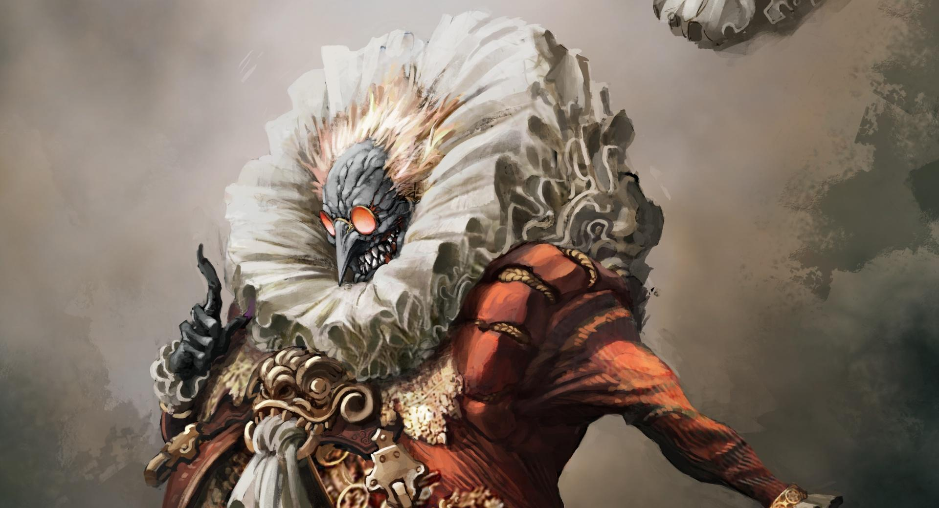 Castlevania Lords Of Shadow 2 Toymaker wallpapers HD quality