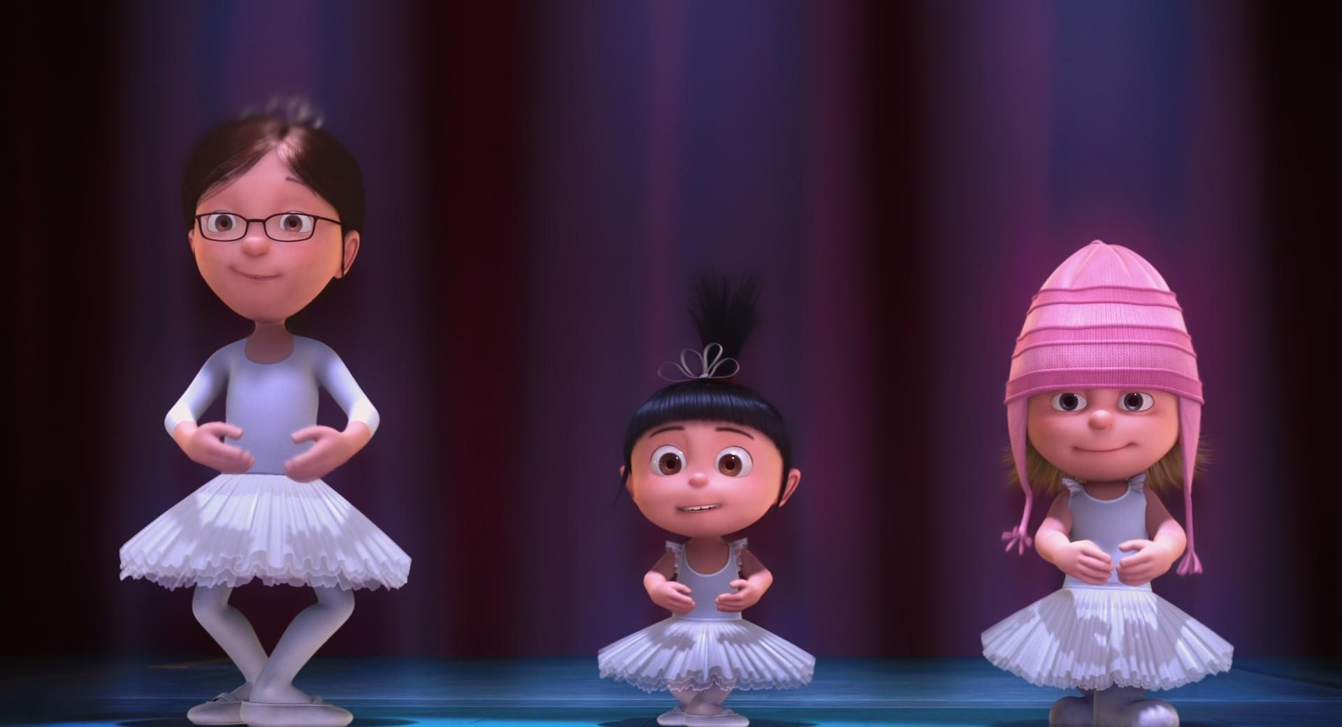 Despicable Me 2 Ballet wallpapers HD quality