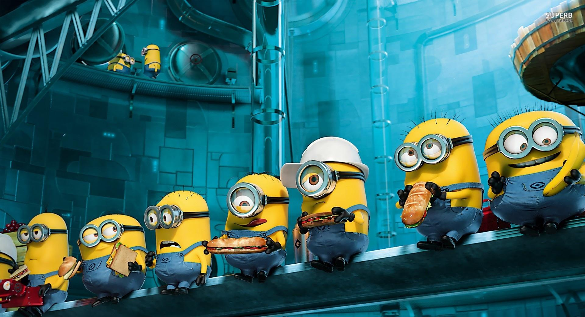 Despicable Me 2 Minions wallpapers HD quality