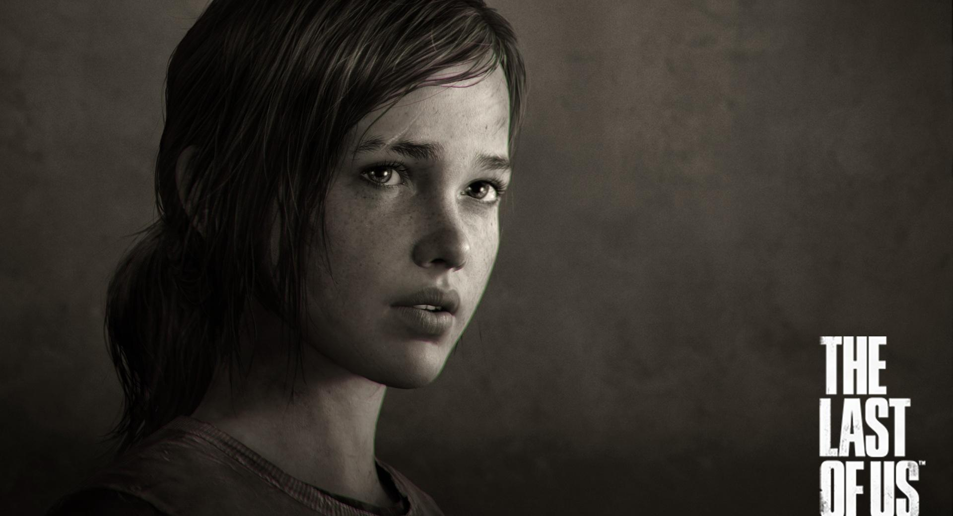Ellie The Last of Us wallpapers HD quality