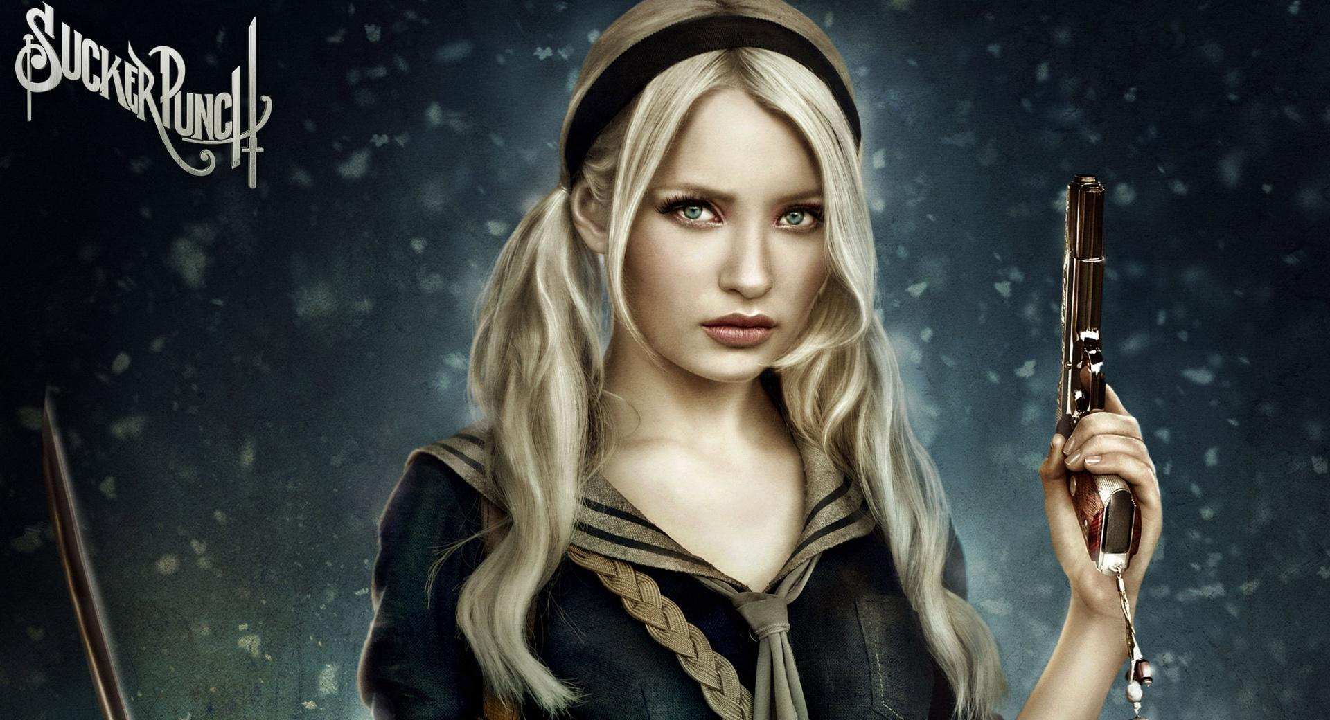 Emily Browning Sucker Punch wallpapers HD quality