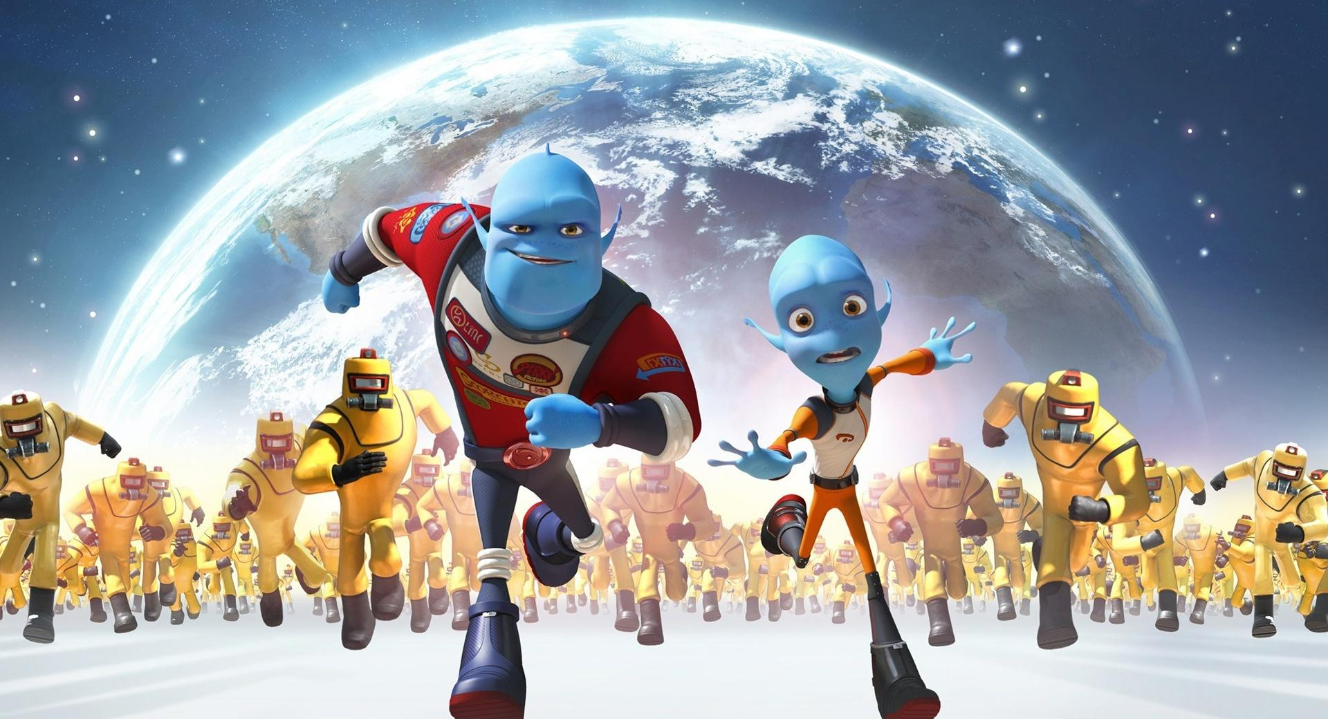 Escape From Planet Earth 2013 wallpapers HD quality
