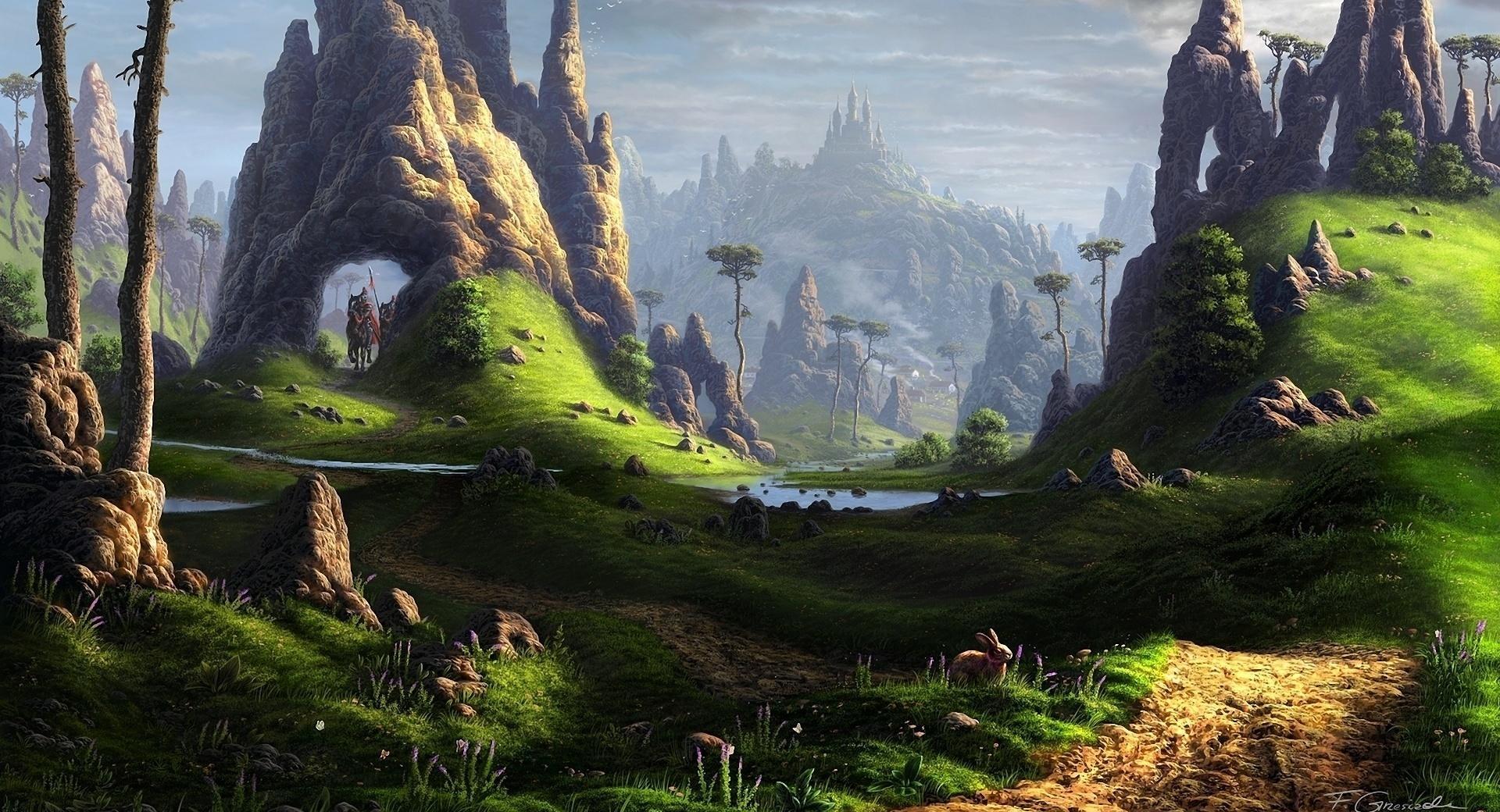 Fantastic Landscape wallpapers HD quality