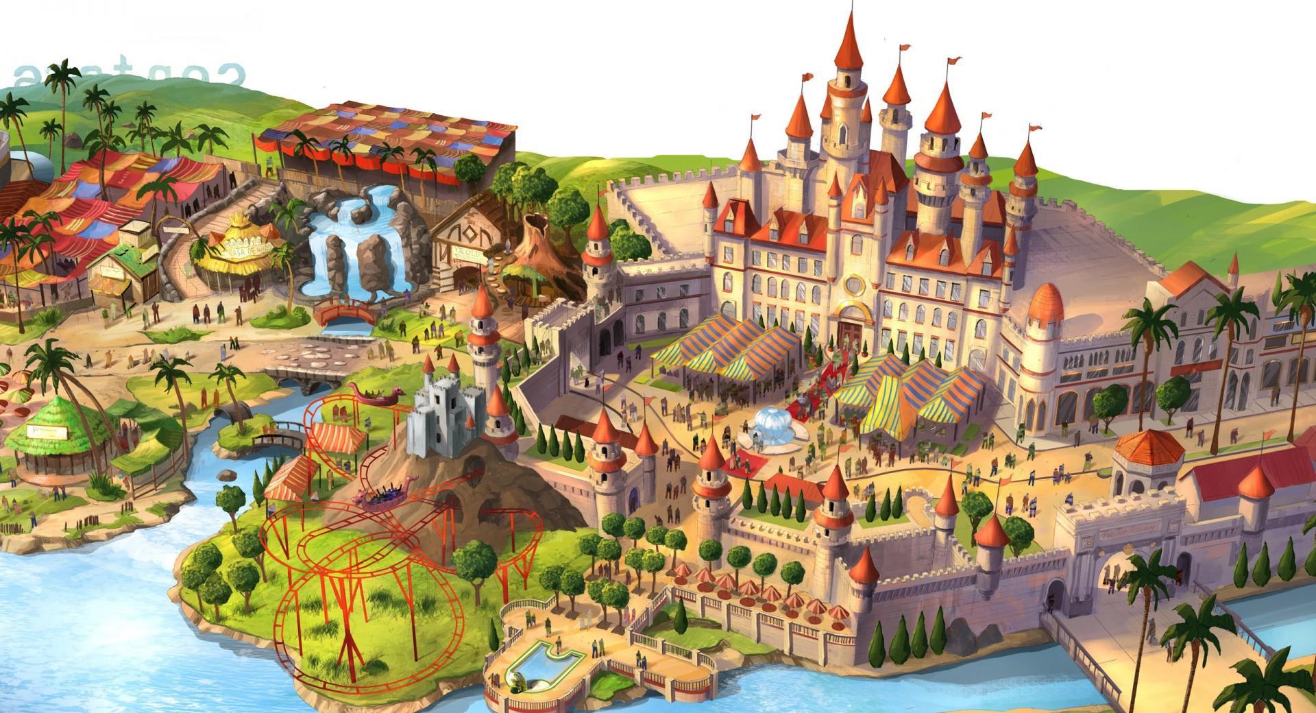 Fantasyland wallpapers HD quality