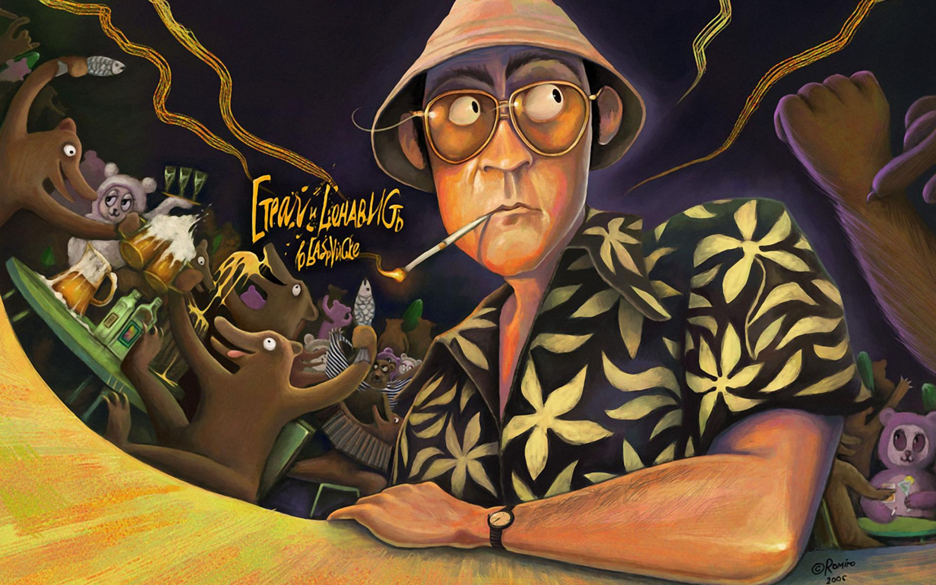 Fear And Loathing In Las Vegas wallpapers HD quality