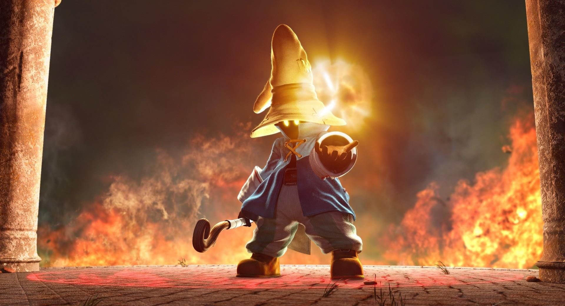 Final Fantasy IX Art wallpapers HD quality