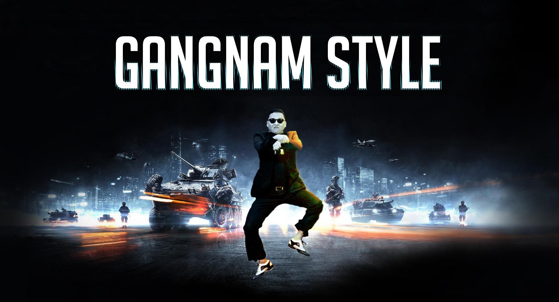 GANGNAM STYLE wallpapers HD quality