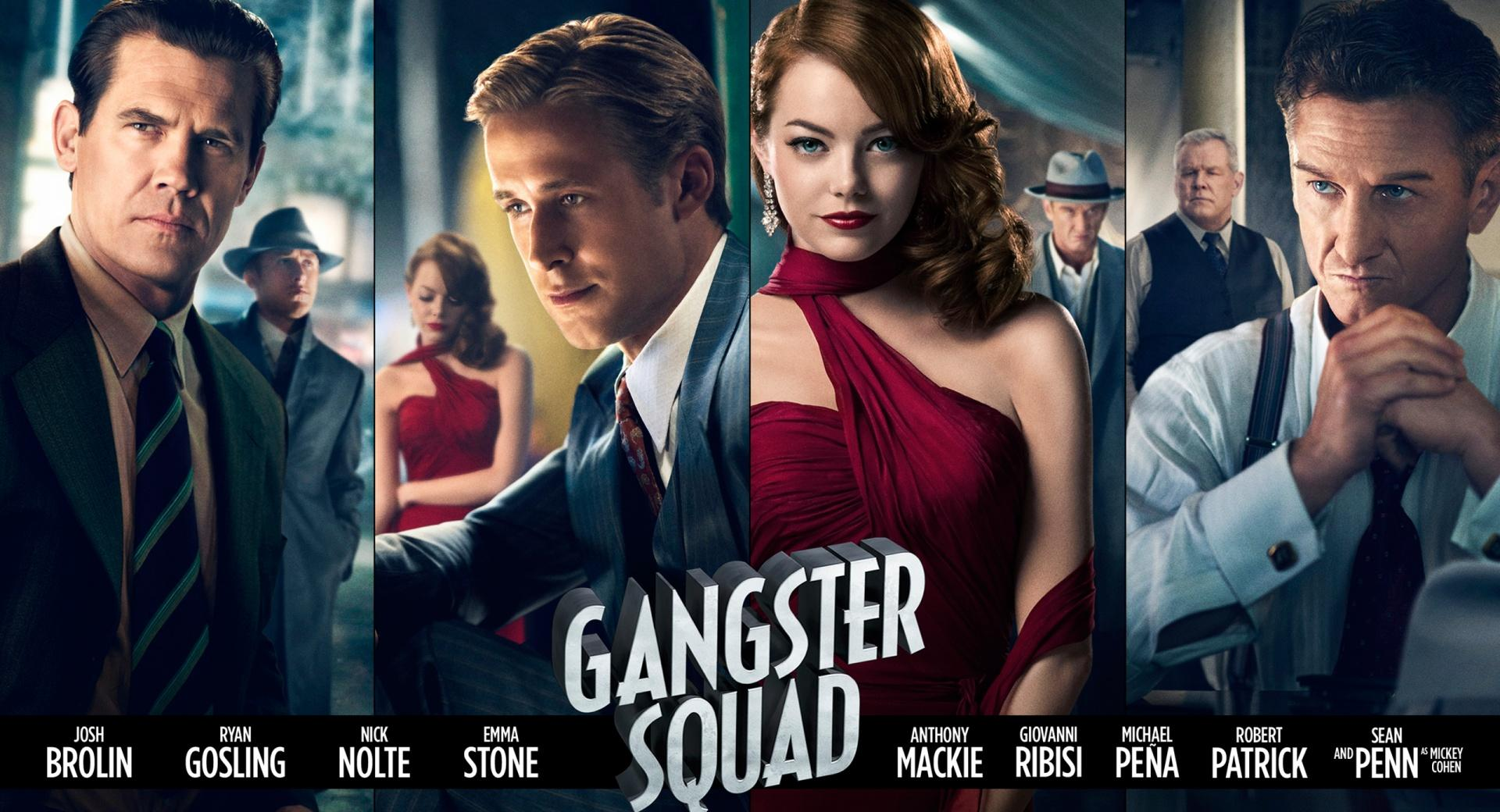 Gangster Squad (2013) wallpapers HD quality