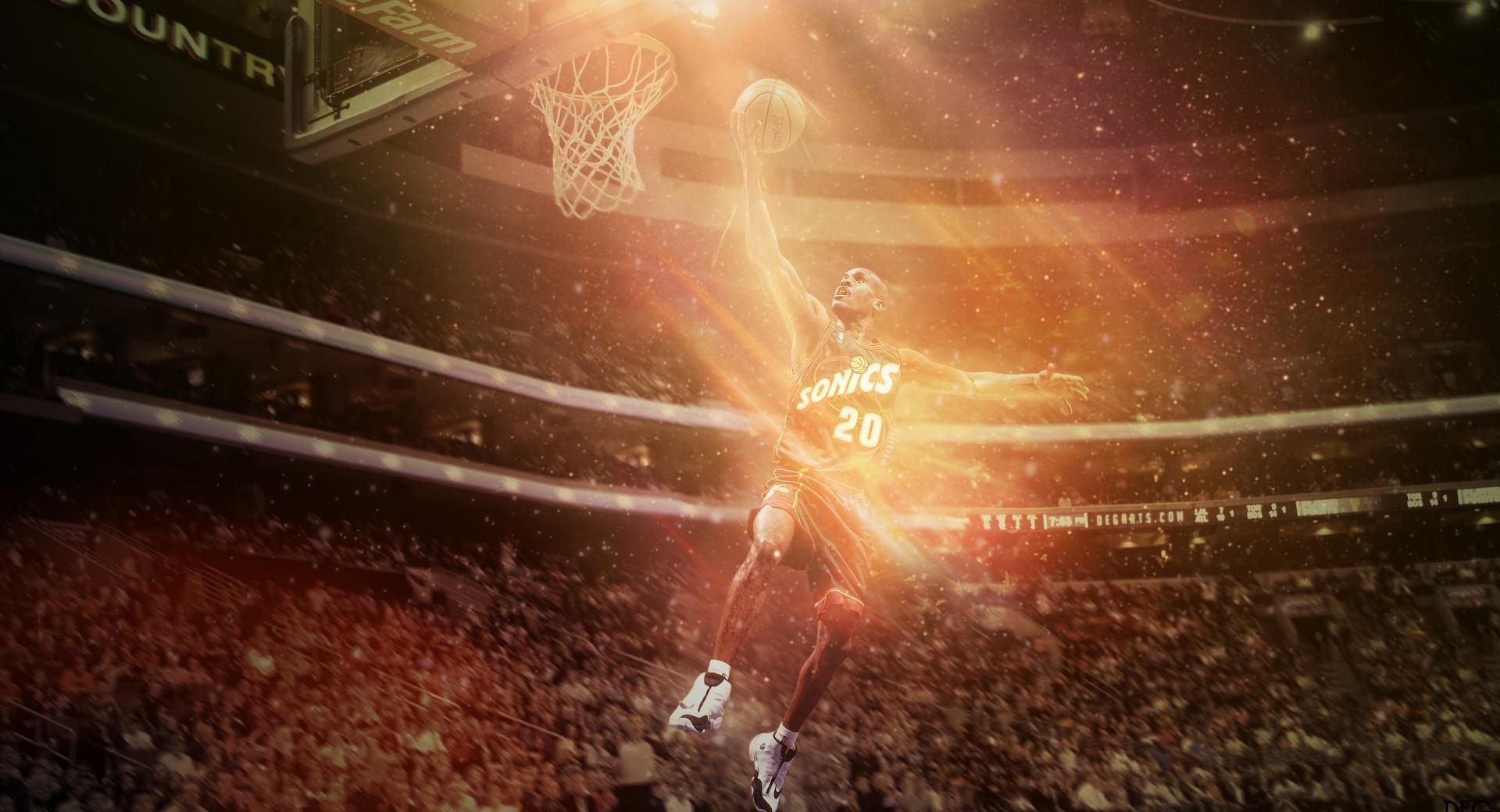 Gary Payton Legend wallpapers HD quality