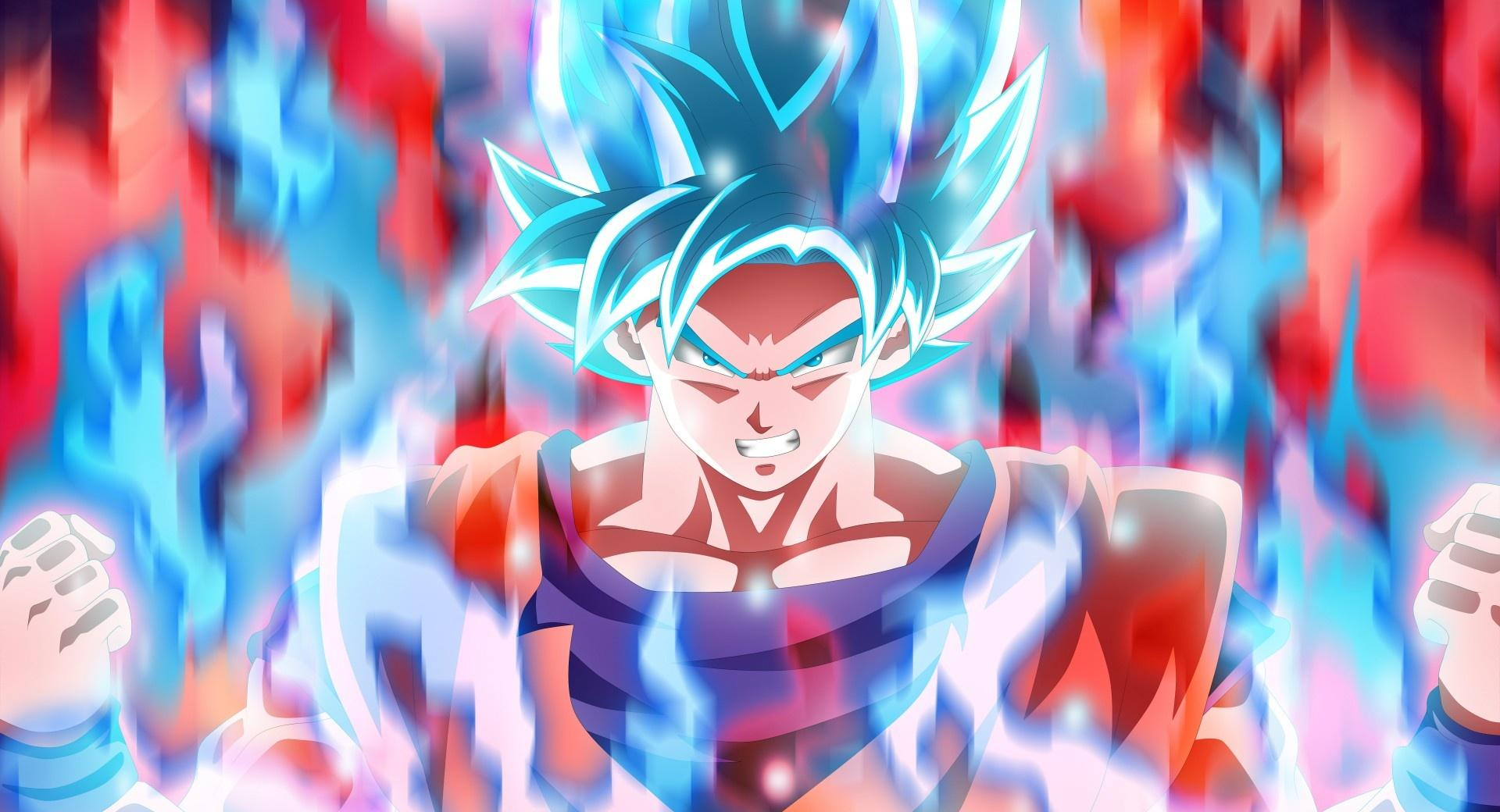 Goku Dragon Ball Super wallpapers HD quality