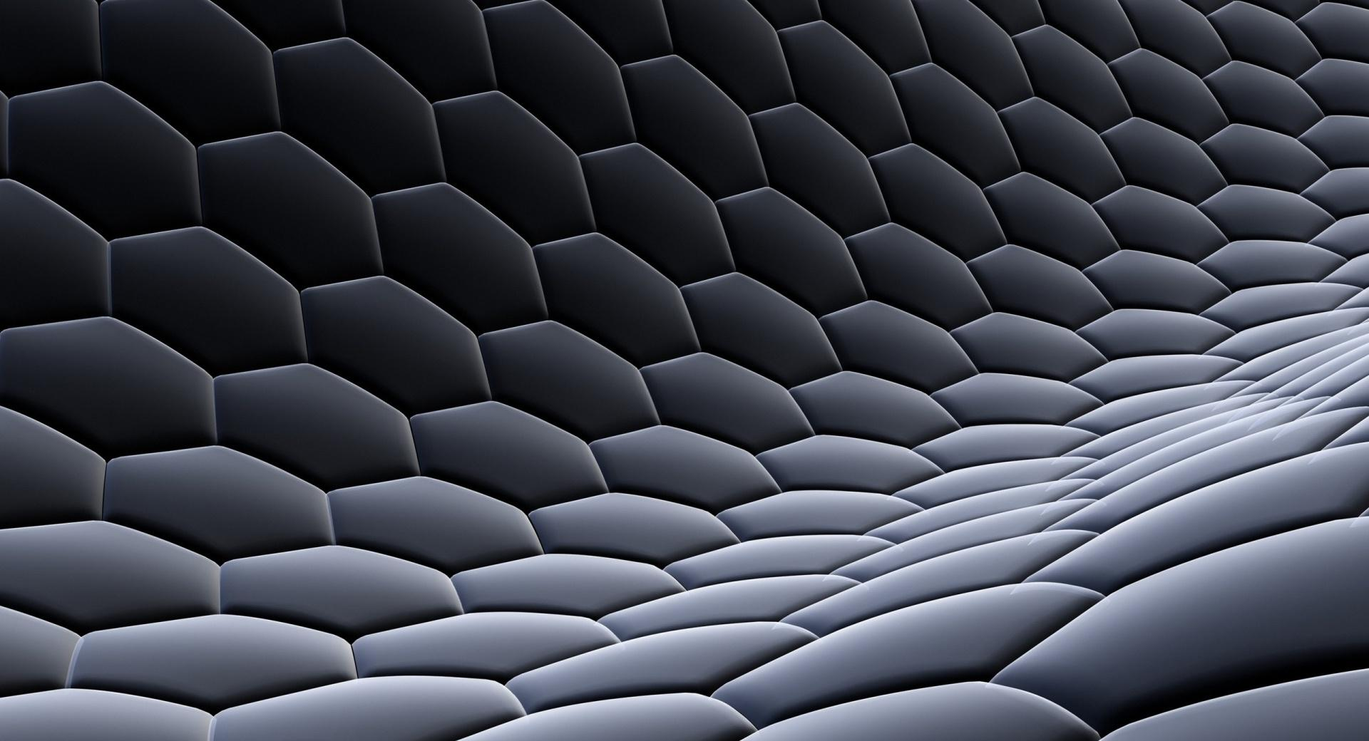 Hexagons wallpapers HD quality