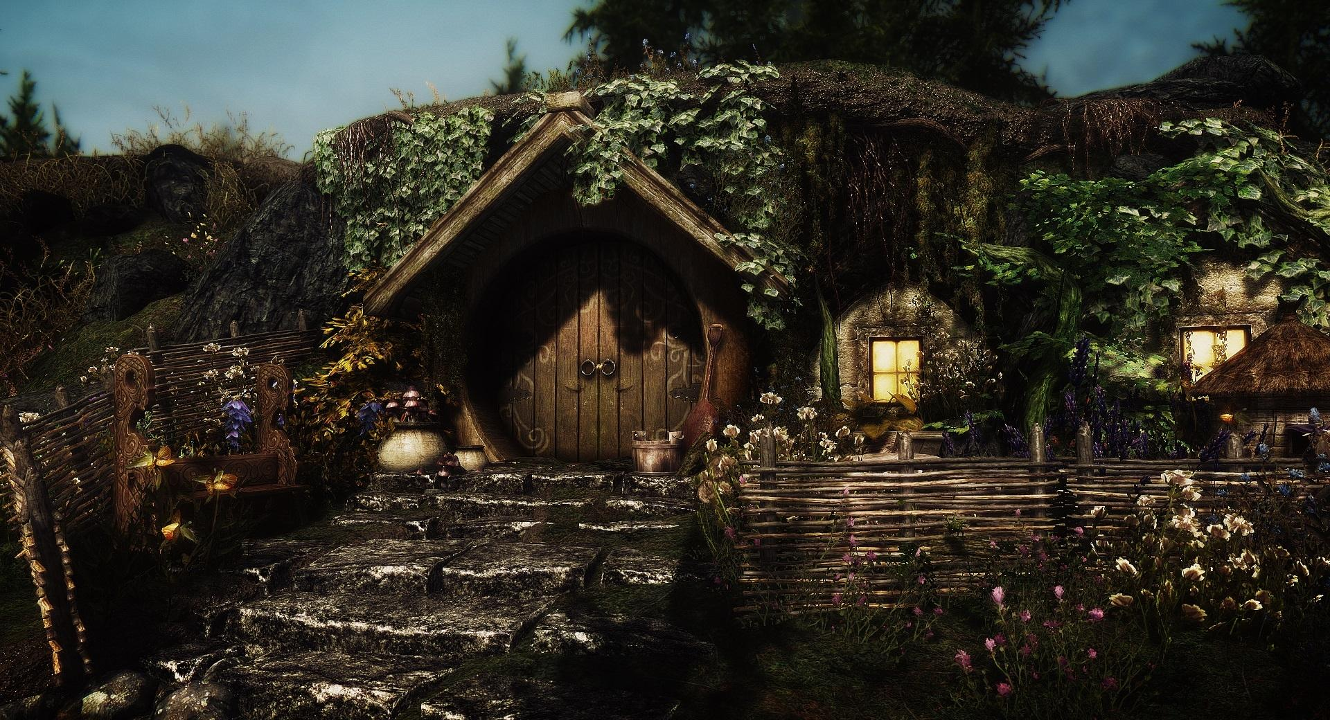 Hobbit Hole wallpapers HD quality