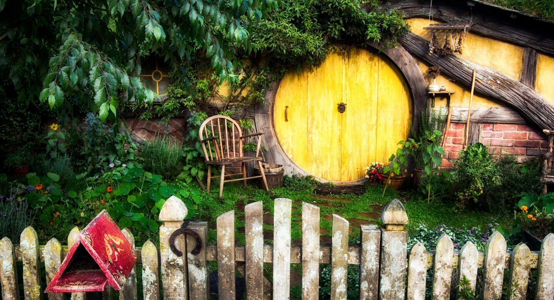 Hobbit House wallpapers HD quality