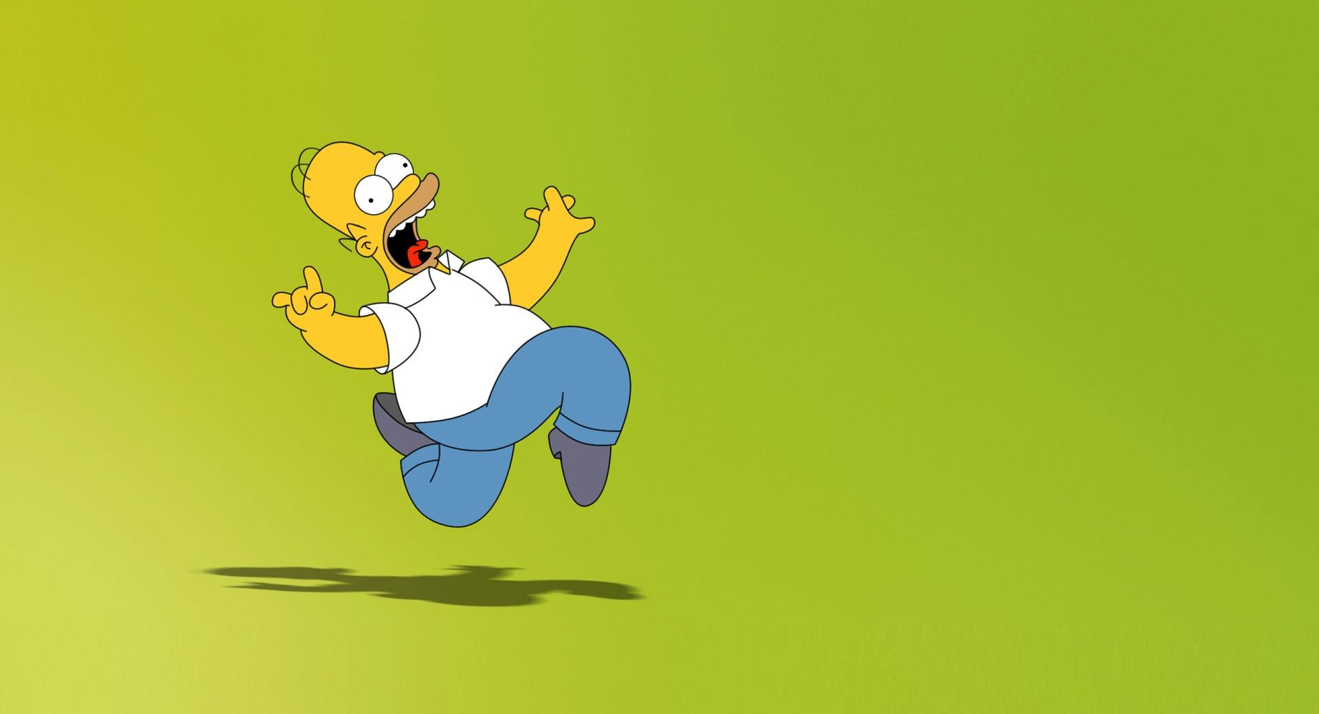 Homie Simpson wallpapers HD quality