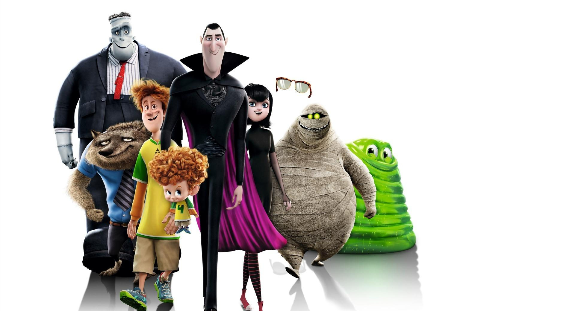 Hotel Transylvania 2 Movie wallpapers HD quality
