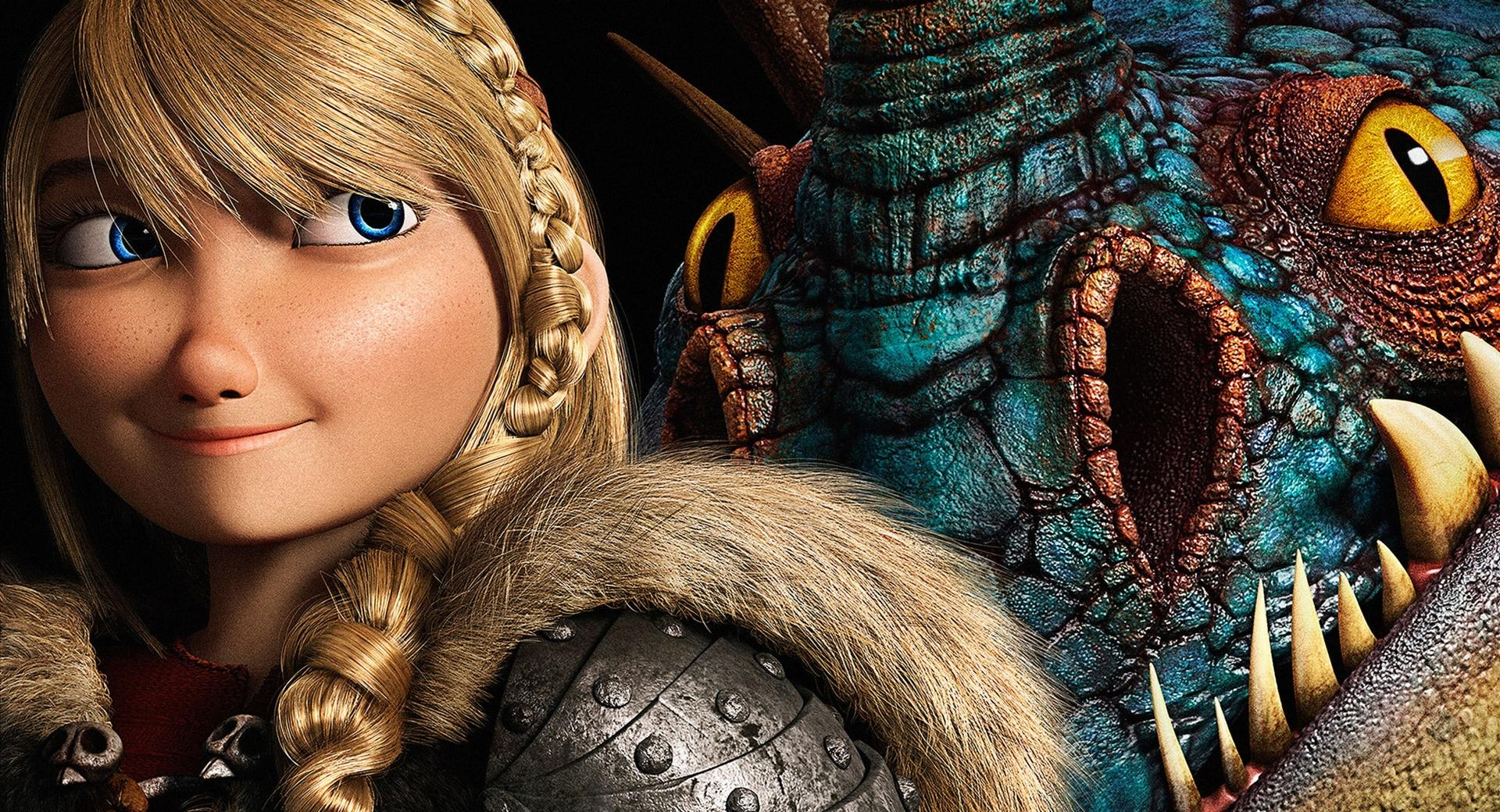How To Train Your Dragon 2 Astrid wallpapers HD quality