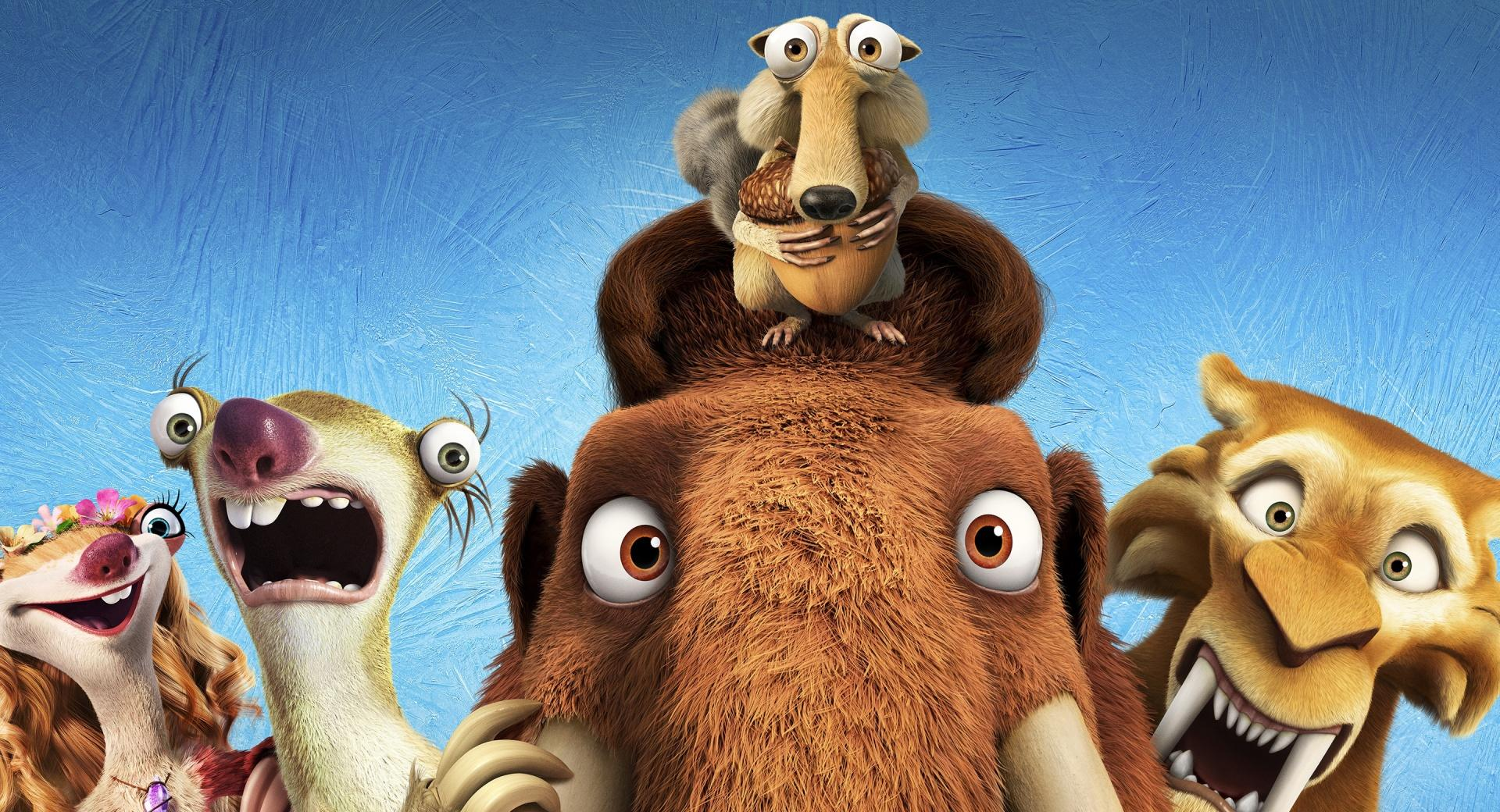 Ice Age Collision Course wallpapers HD quality