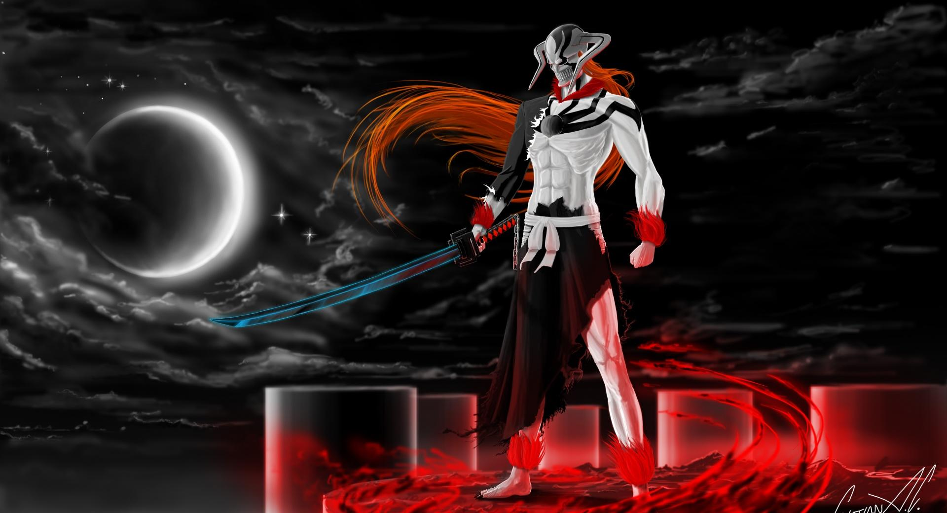 Ichigo Vasto Lorde (Bleach) wallpapers HD quality