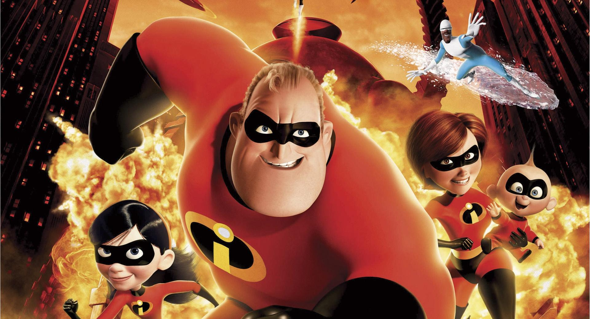 Incredibles Movie 1 wallpapers HD quality