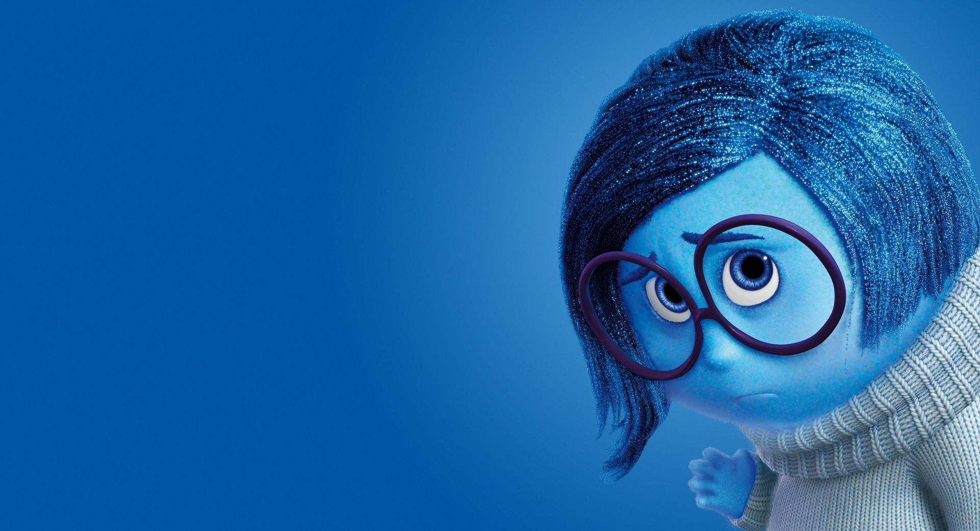 Inside Out Sadness - Disney, Pixar wallpapers HD quality