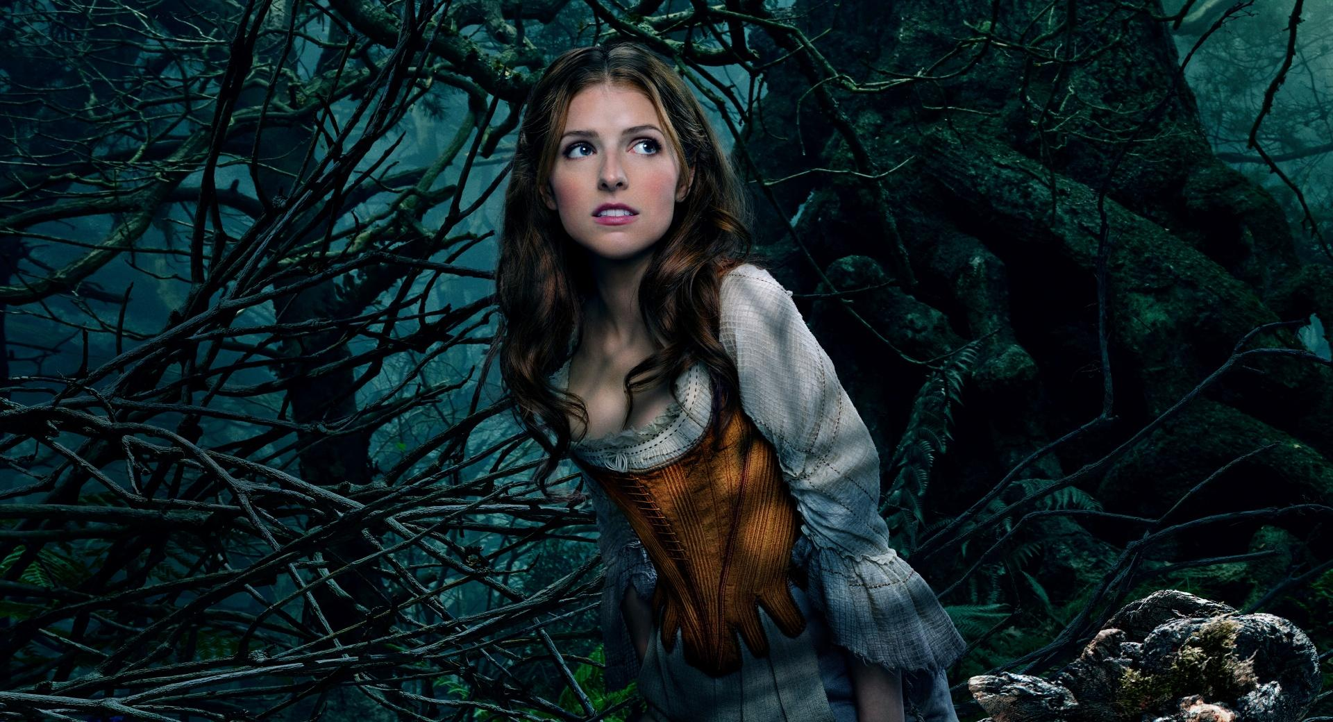 Into the Woods Anna Kendrick as Cinderella wallpapers HD quality