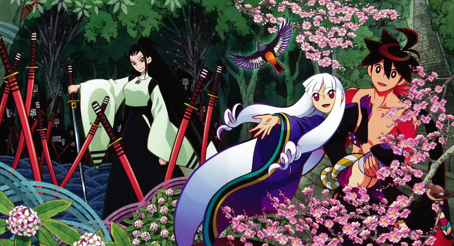 Katanagatari I wallpapers HD quality