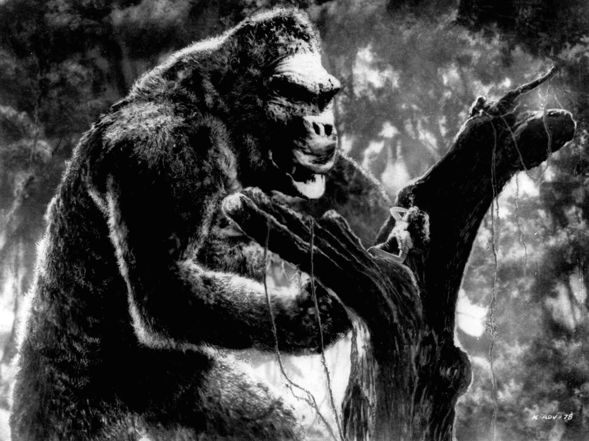King Kong (1933) wallpapers HD quality
