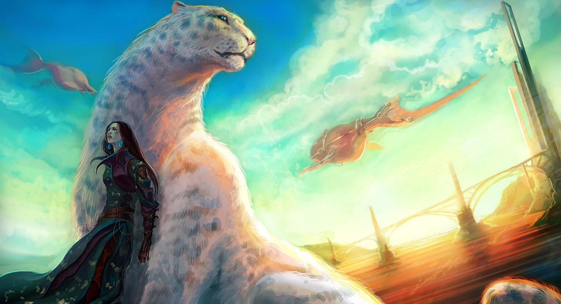 Leopard Guardian wallpapers HD quality