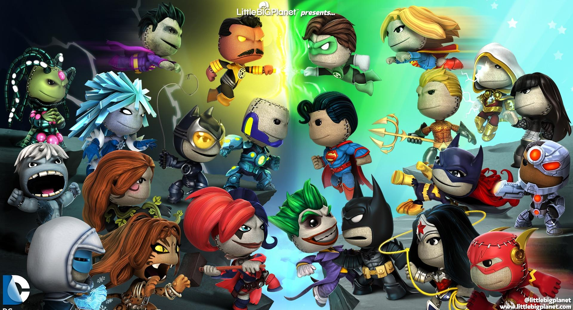 Little Big Planet wallpapers HD quality