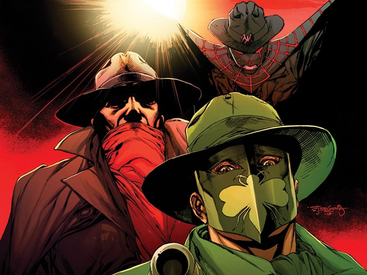Masks Comics wallpapers HD quality