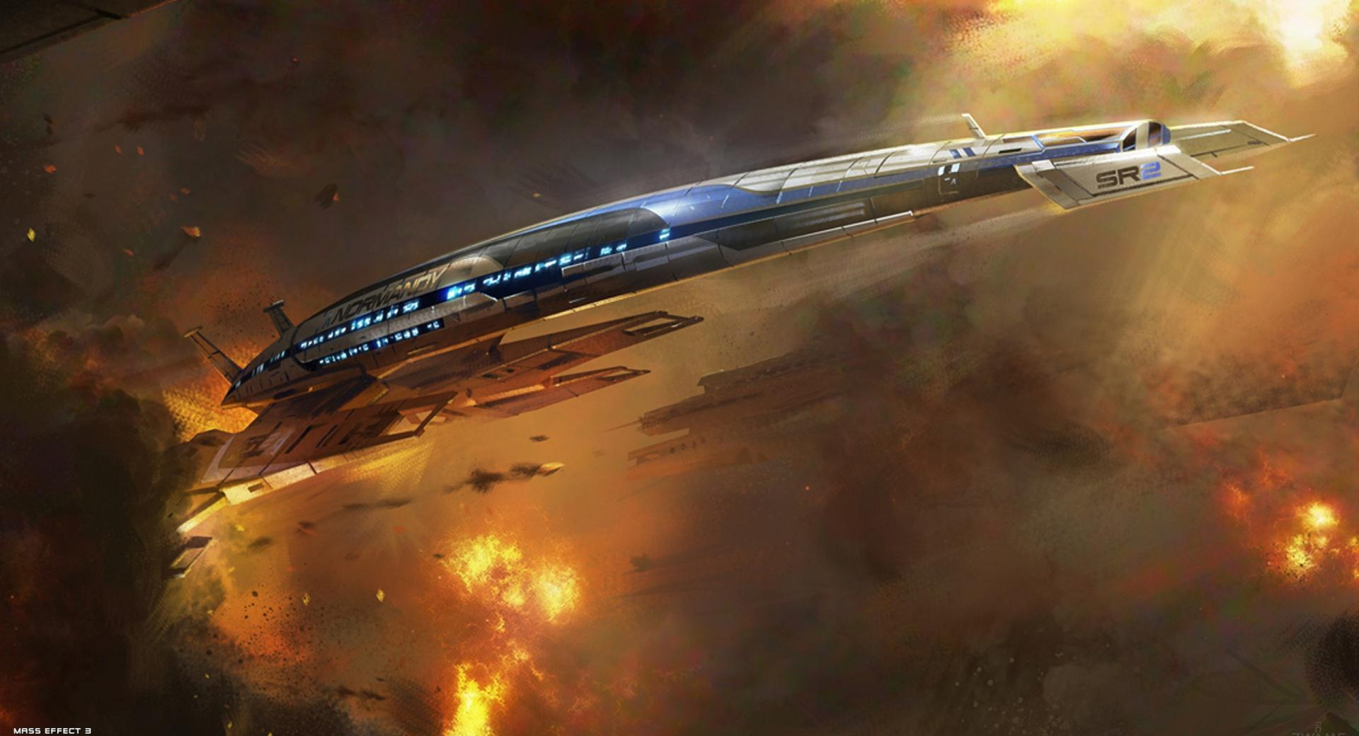 Mass Effect 3 Ship wallpapers HD quality