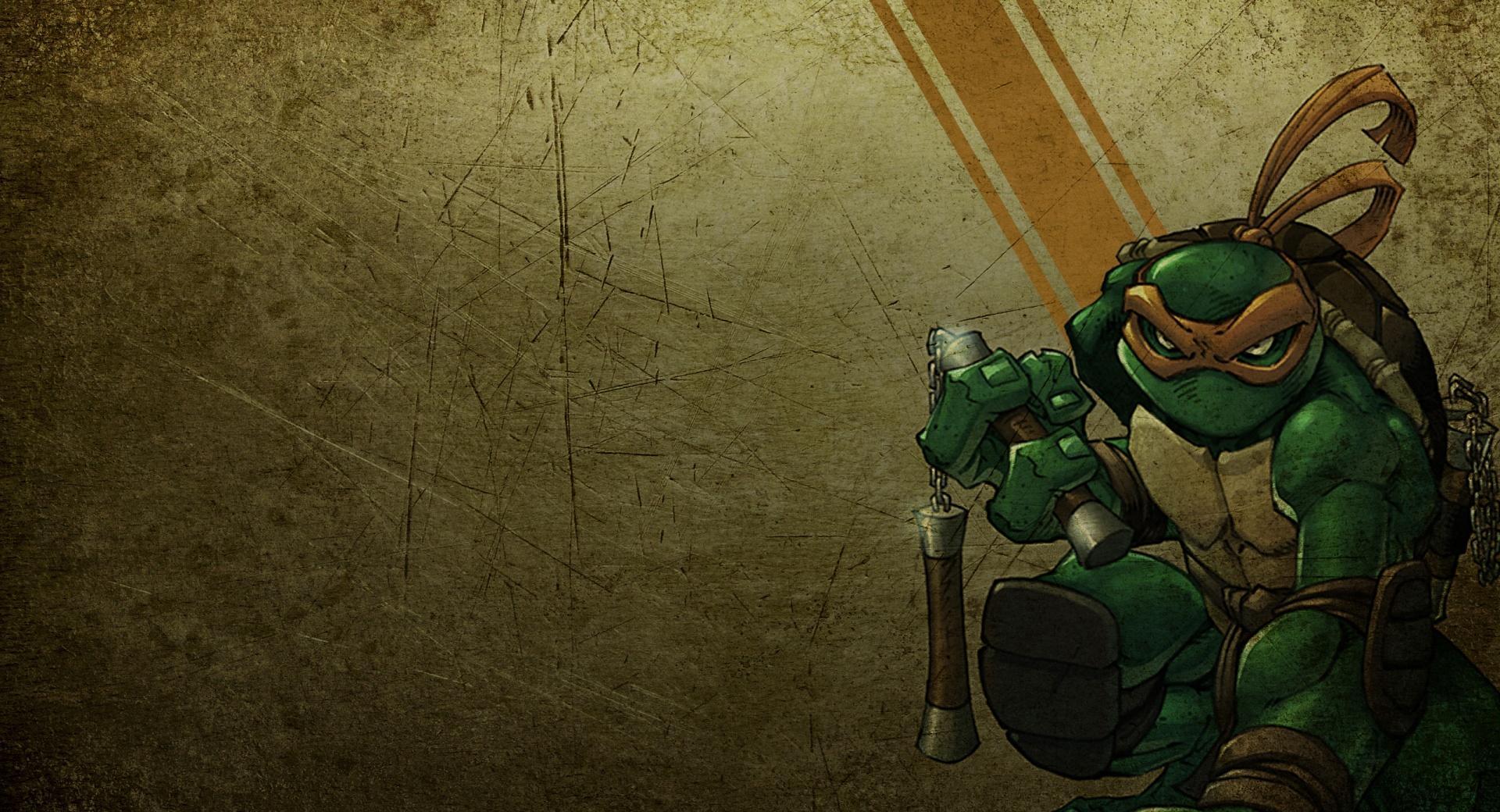 Michelangelo  Teenage Mutant Ninja Turtles wallpapers HD quality