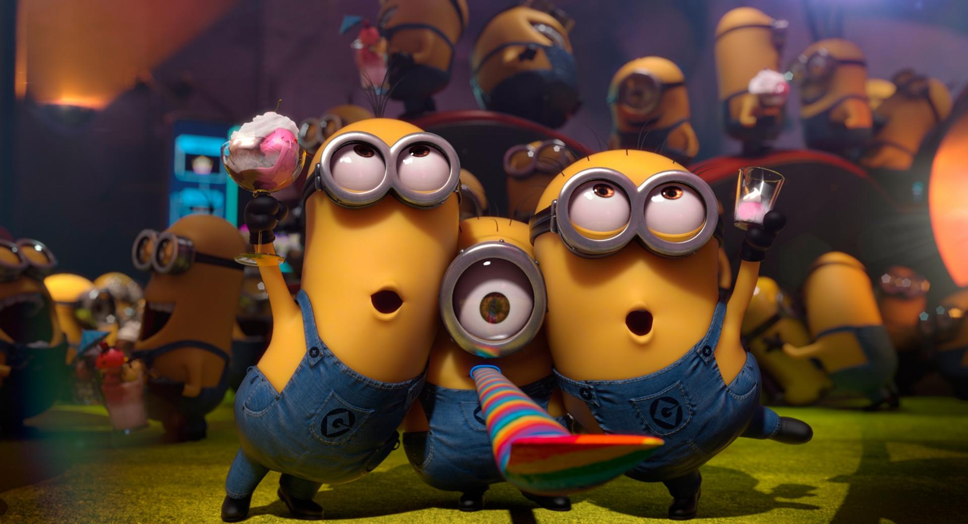 Minion Party wallpapers HD quality