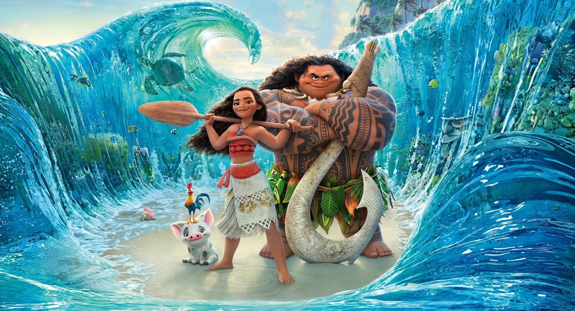 Moana 2016 wallpapers HD quality