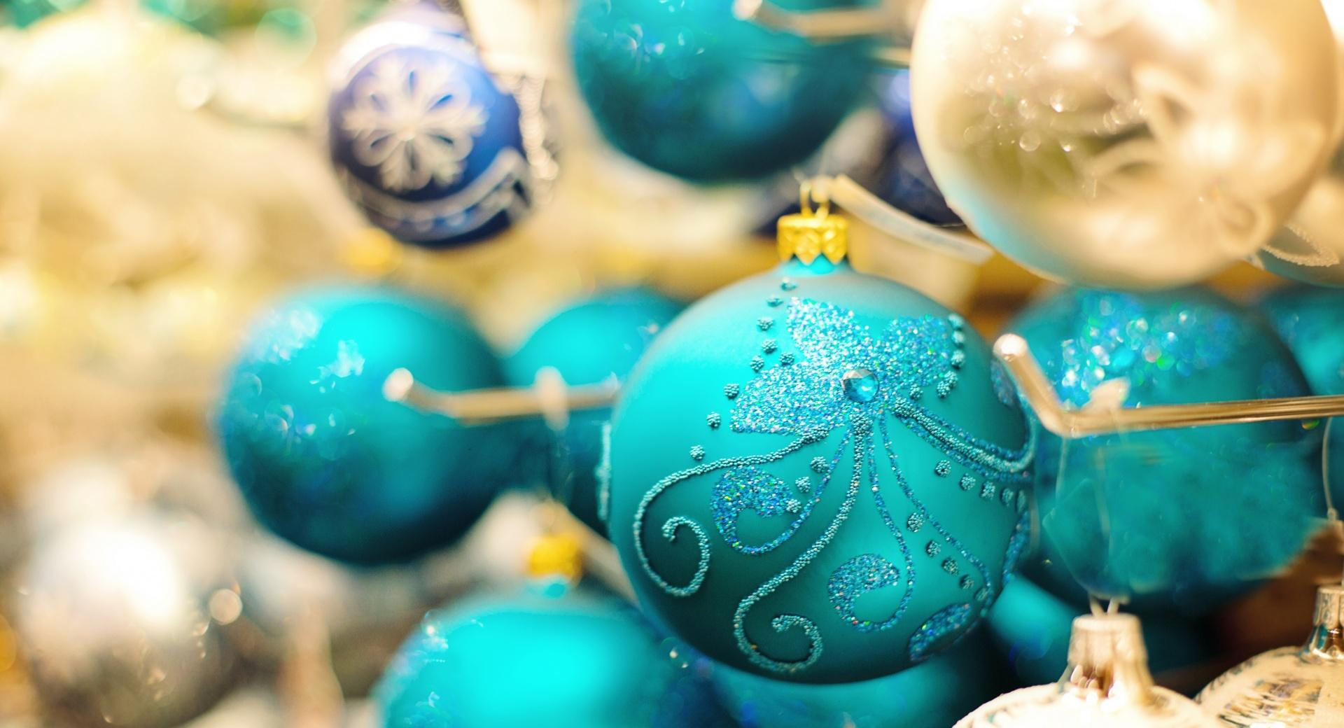 New Year Decorations wallpapers HD quality