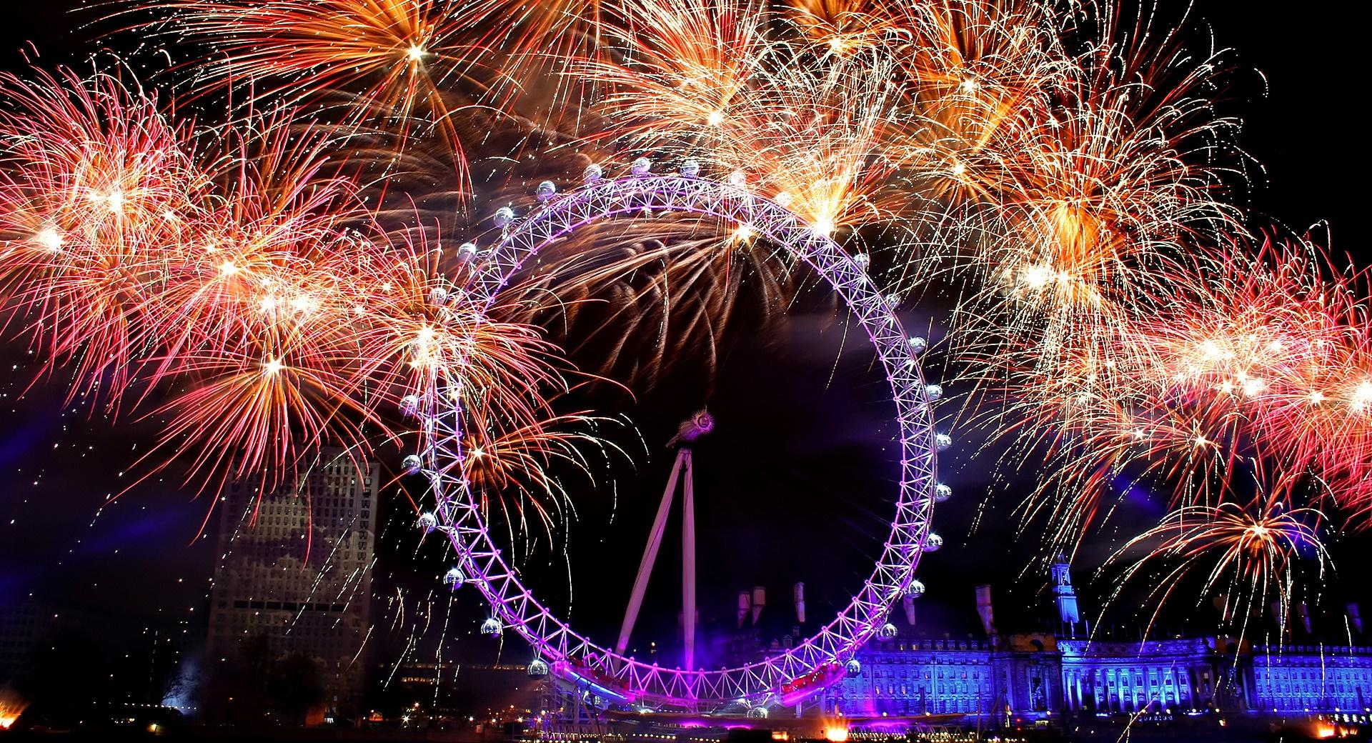 New Year Eve In London wallpapers HD quality