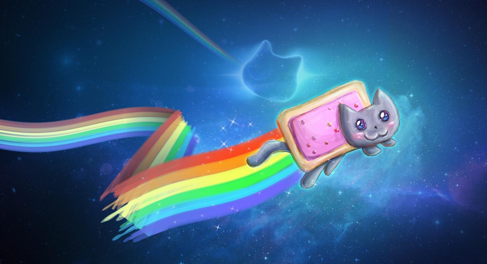 Nyan Cat wallpapers HD quality