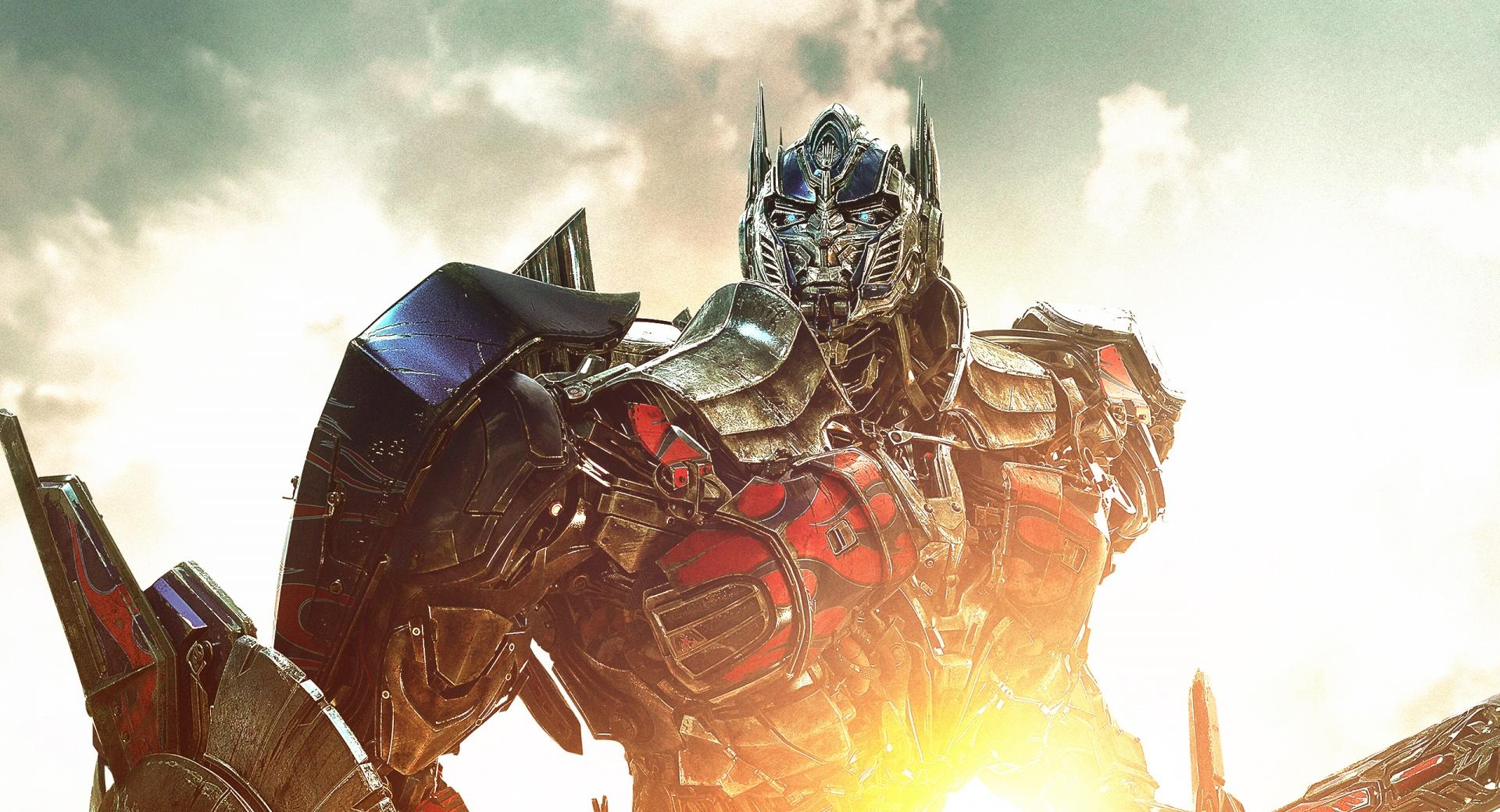 Optimus Prime T4 at 2048 x 2048 iPad size wallpapers HD quality