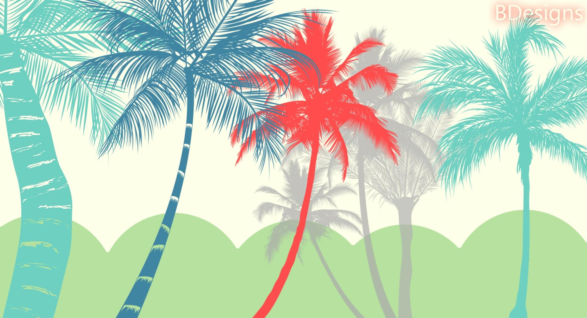 Palm Trees wallpapers HD quality