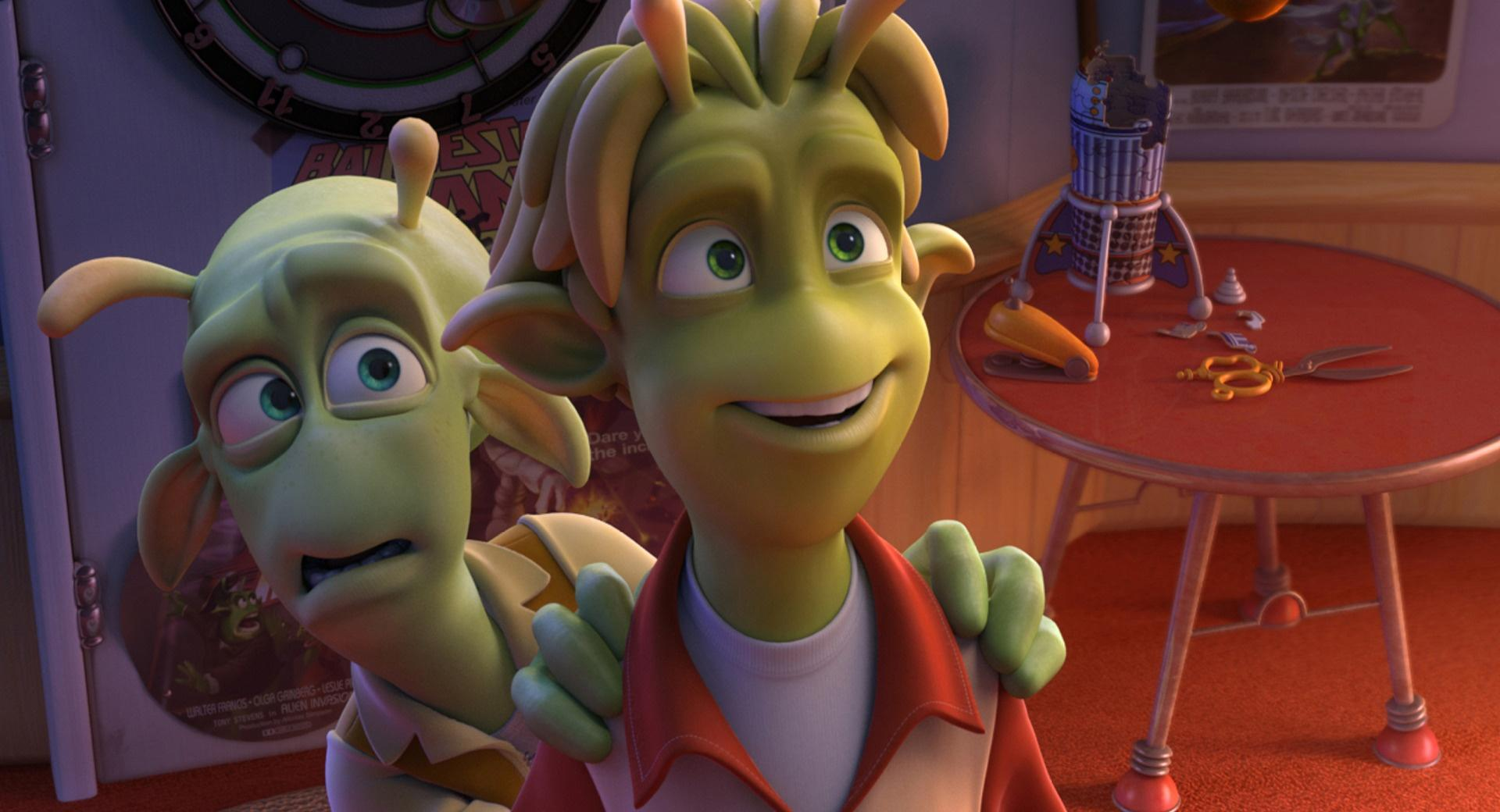 Planet 51 Movie II wallpapers HD quality