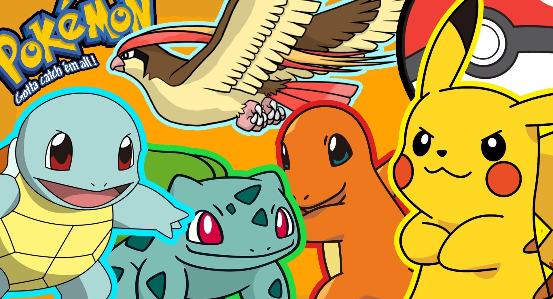 Pokemon Gang wallpapers HD quality