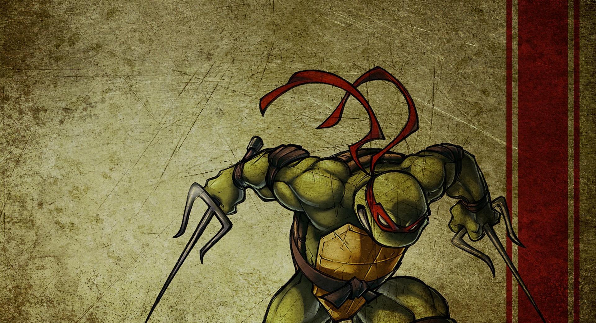 Raphael  Teenage Mutant Ninja Turtles wallpapers HD quality