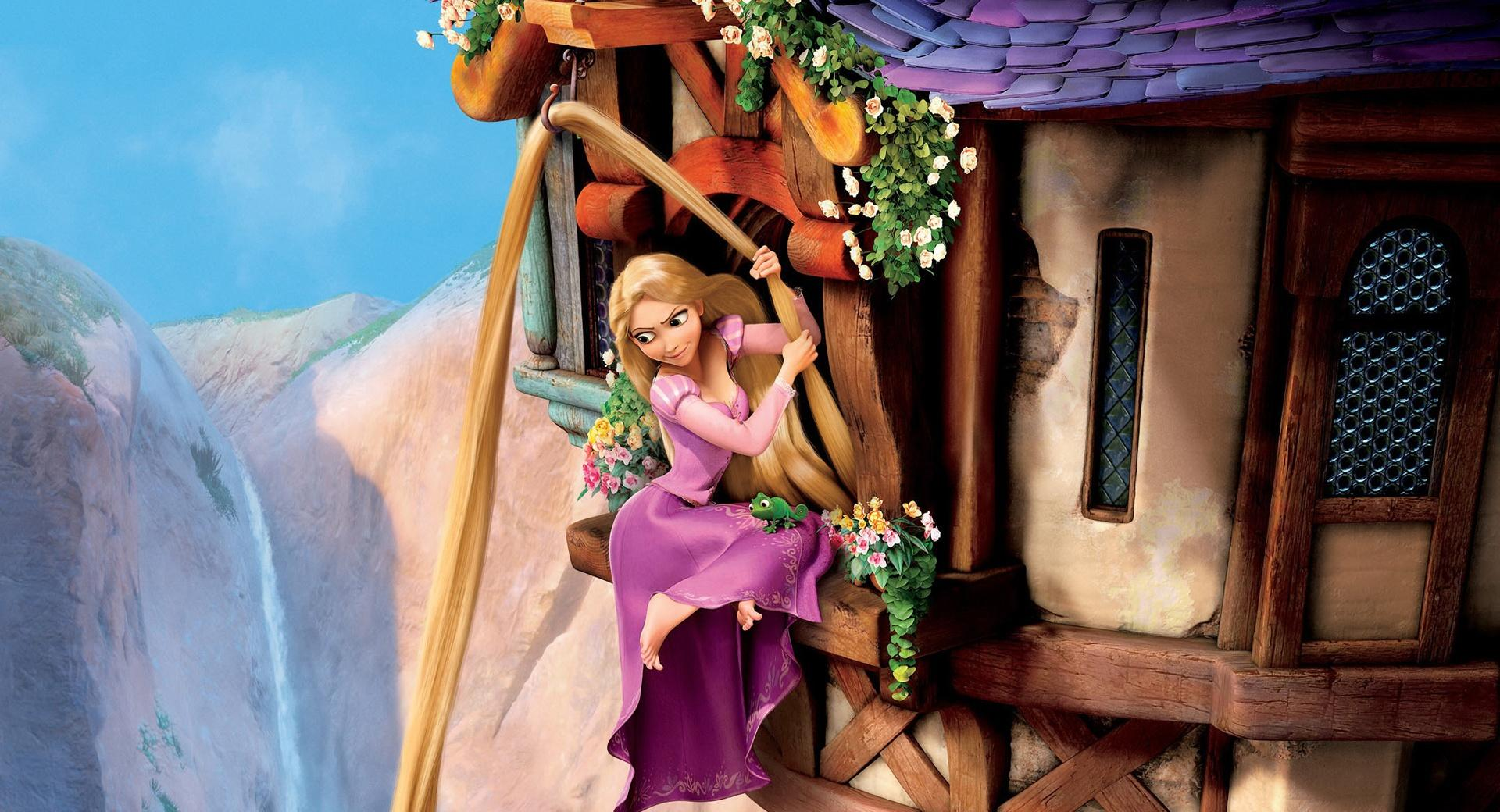Rapunzel  Tangled wallpapers HD quality