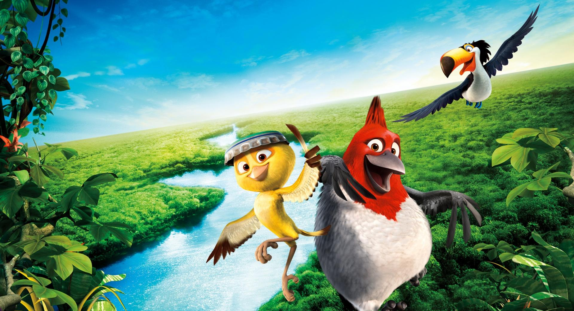 Rio 2 Journey wallpapers HD quality