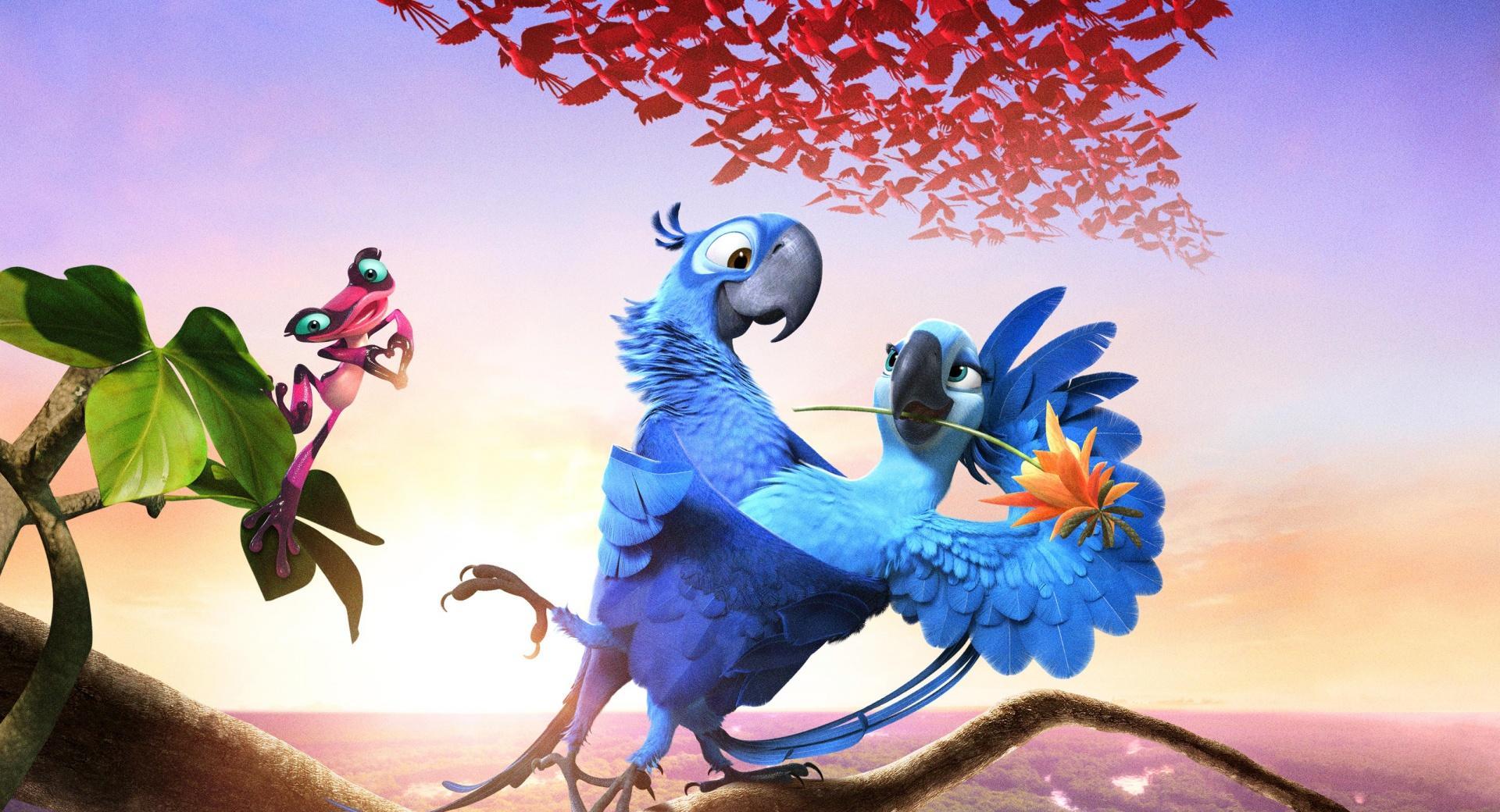 Rio 2 Movie 2014 wallpapers HD quality