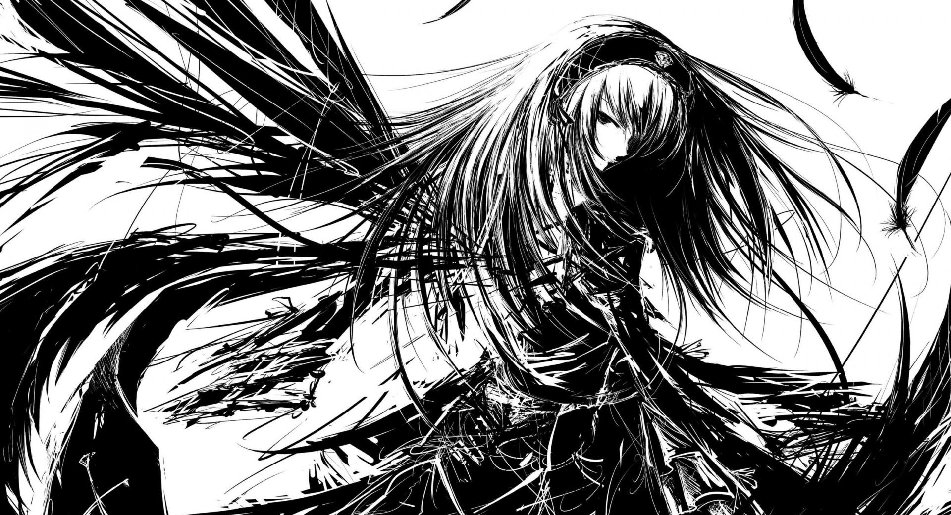 Rozen Maiden Suigintou wallpapers HD quality