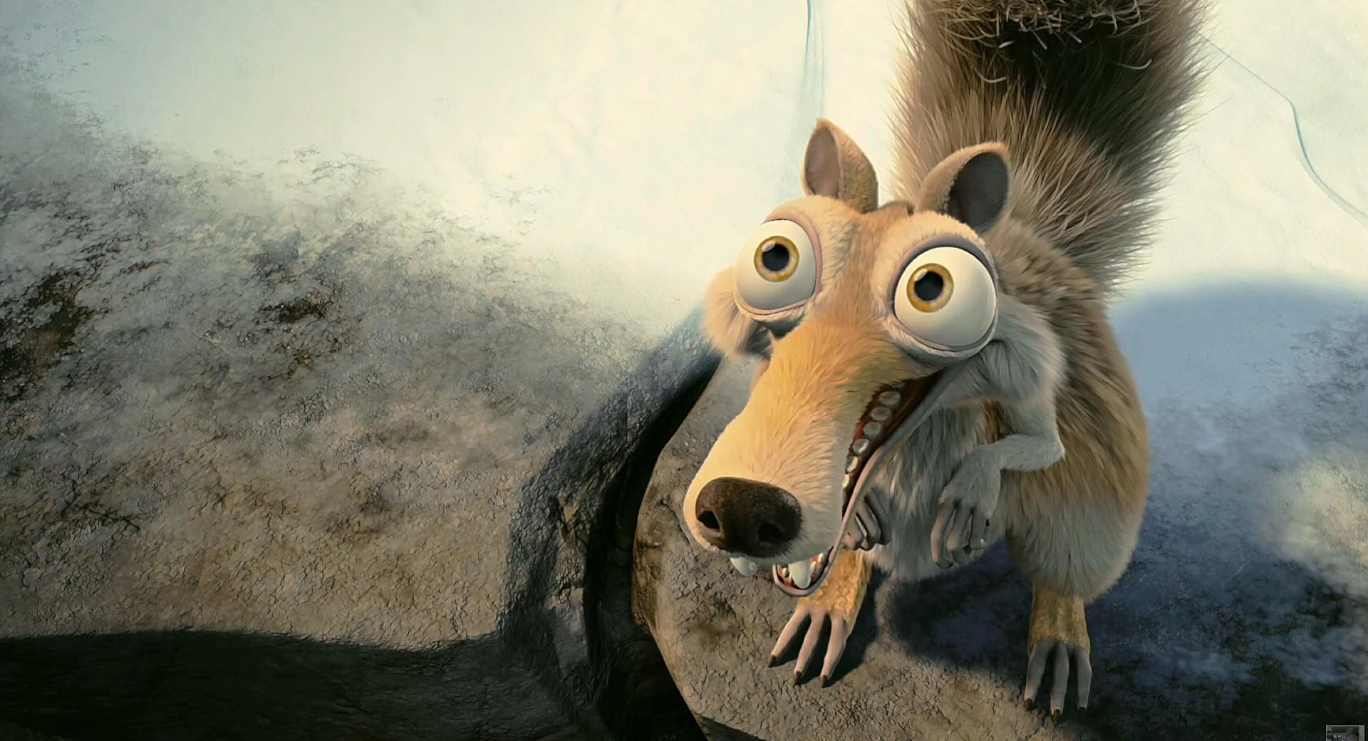 Scrat In Love Ice Age wallpapers HD quality