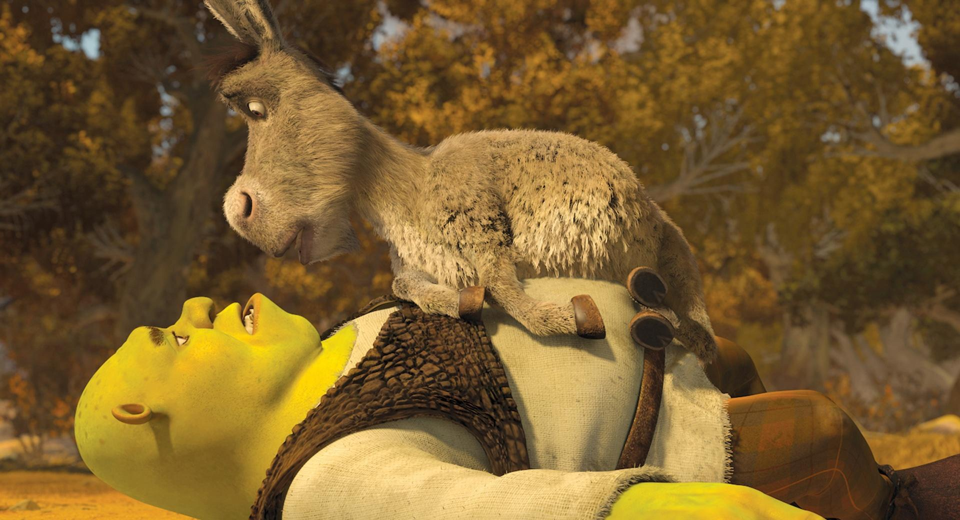 Shrek and Donkey wallpapers HD quality