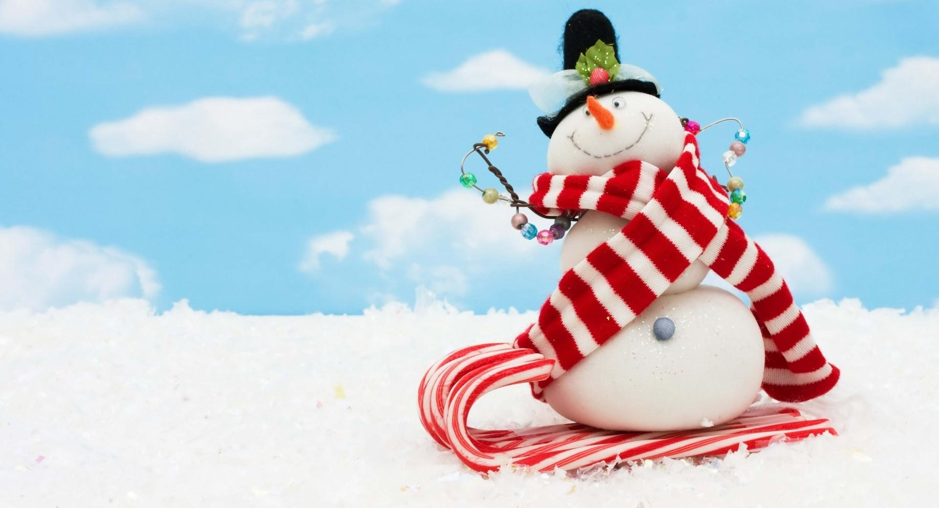 Snowman Craft wallpapers HD quality