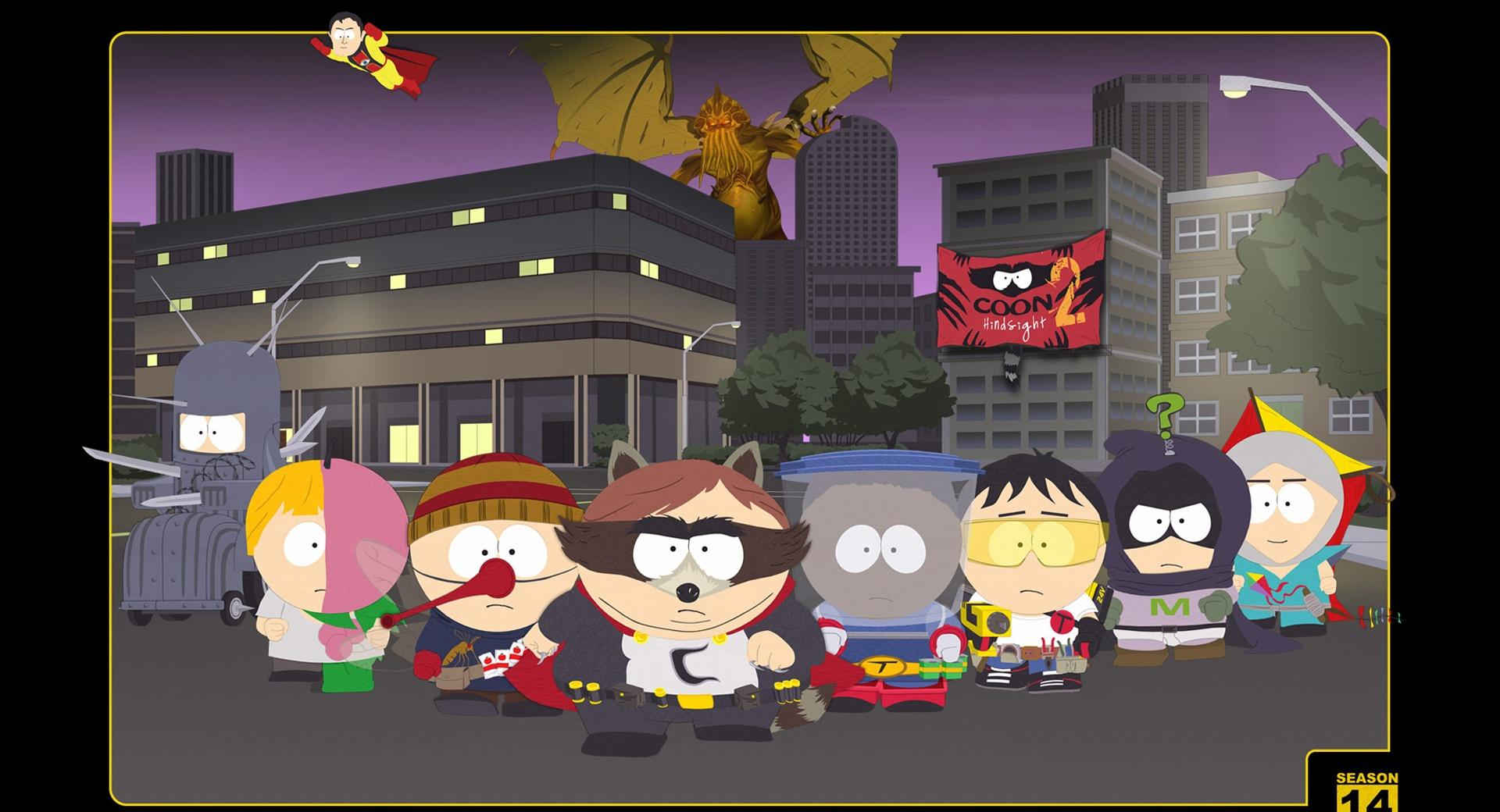 South Park - Coon 2 wallpapers HD quality